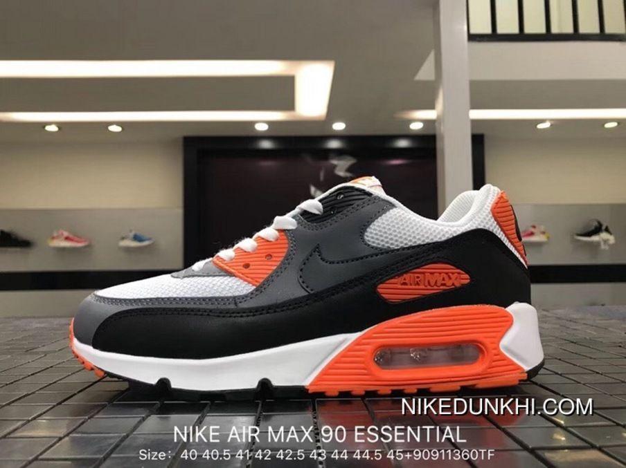 Nike Air Max 90 Essential 537384 128 Mens Retro Running