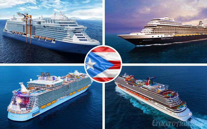 4 Recién Estrenados Barcos De Cruceros Visitarán Puerto Rico En 2018 Barco De Crucero Puerto Rico Cruceros