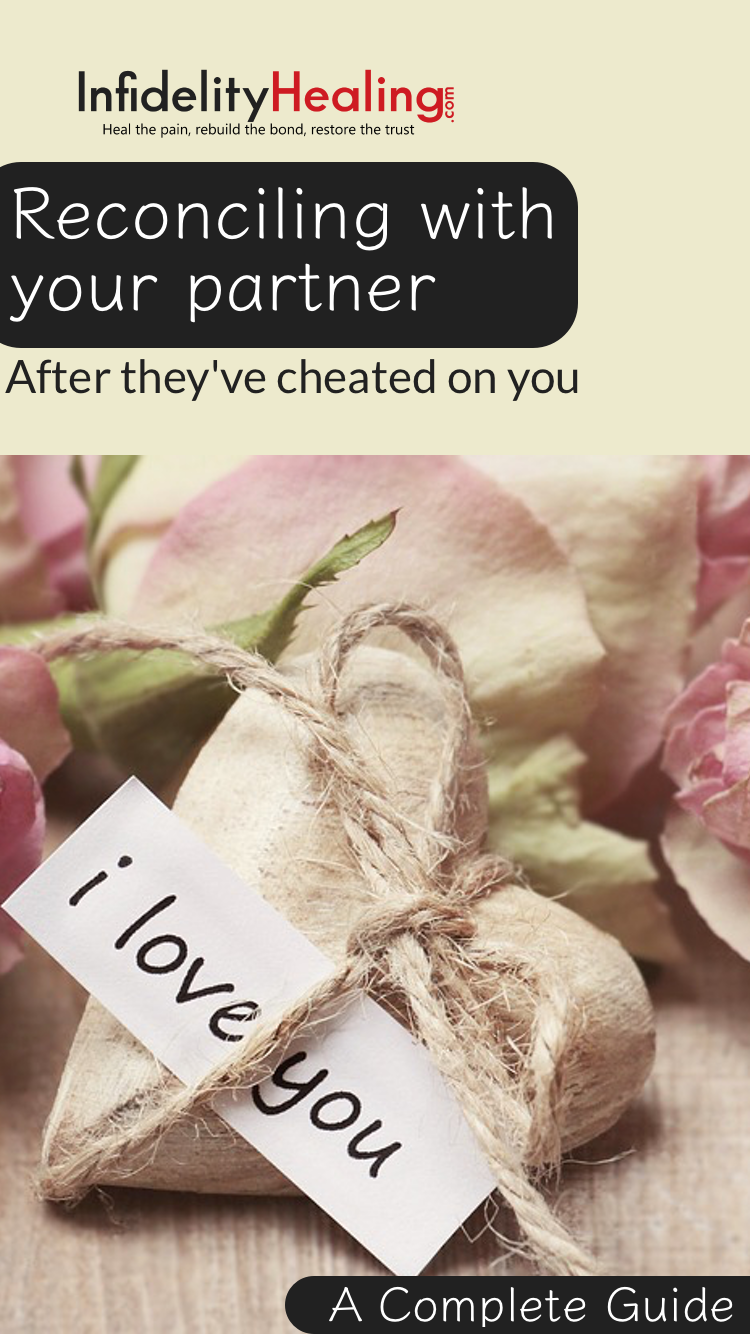 How to get confidence back after being cheated on
