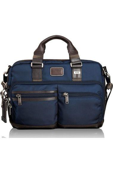 TUMI  Alpha Bravo - Anderson  Commuter Briefcase.  tumi  bags  shoulder bags   hand bags  nylon  leather   85754b3453