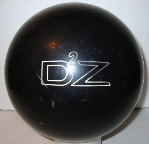 Vintage Brunswick Black Danger Zone Dz2 Pre Drilled 16 Lb Used Bowling Ball Bowling Ball Bowling Balls Ebay