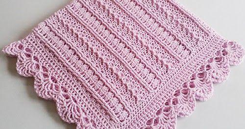 Mayflower Baby Blanket free Crochet Pattern | Crochet Afghans ...