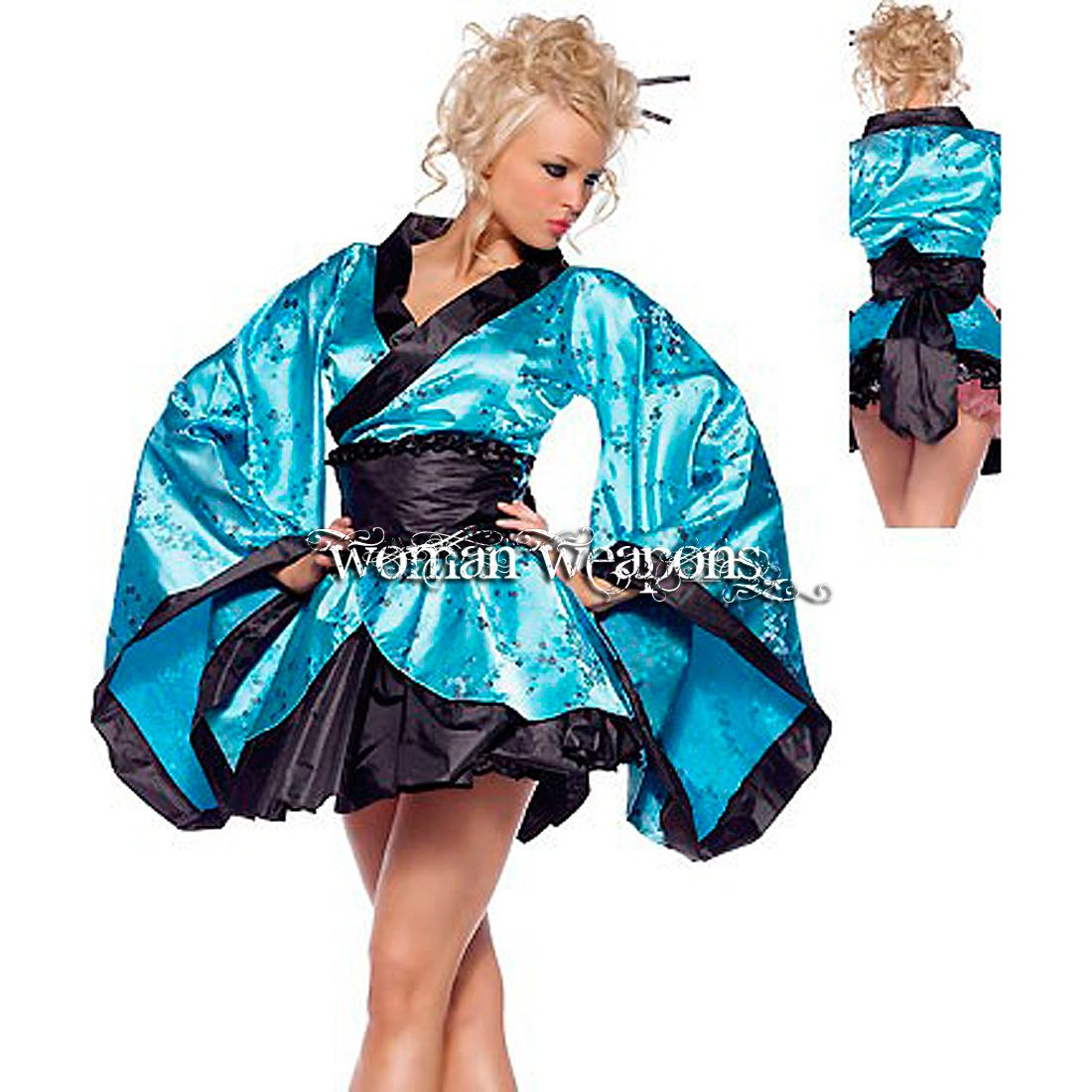 Hoy te recomendamos nuestros disfraces de geisha para #carnaval como este azul y negro http://womanweapons.com/folklore-mundo/1030-disfraz-geisha-azul-1990.html Todos nuestros disfraces en http://womanweapons.com/20-disfraces ¡¡¡Date prisa y pide el tuyo antes del 2 de febrero para tenerlo a tiempo!!! Consúltanos cualquier duda :)