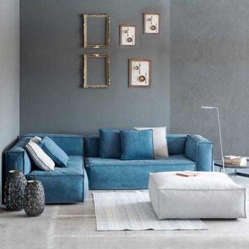 LONG ISLAND COMPOSIZIONE 2 - BLU - Divani & poltrone - Shop online ...