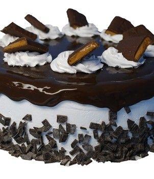 تعلمي طريقة كيك ايسكريم باسكن روبنز لعيد الحب Homemade Ice Cream Cake Ice Cream Cake Recipe Homemade Ice Cream Cake