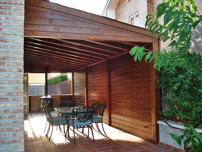 Tipos de cerramientos de terrazas para aumentar el espacio en casa cerramiento hogares - Cerramientos de madera ...