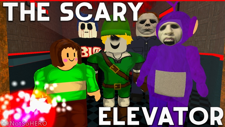 Roblox Creepy Elevator Code 2020 64 Bear Scary Elevator Roblox Scary Roblox Game Codes