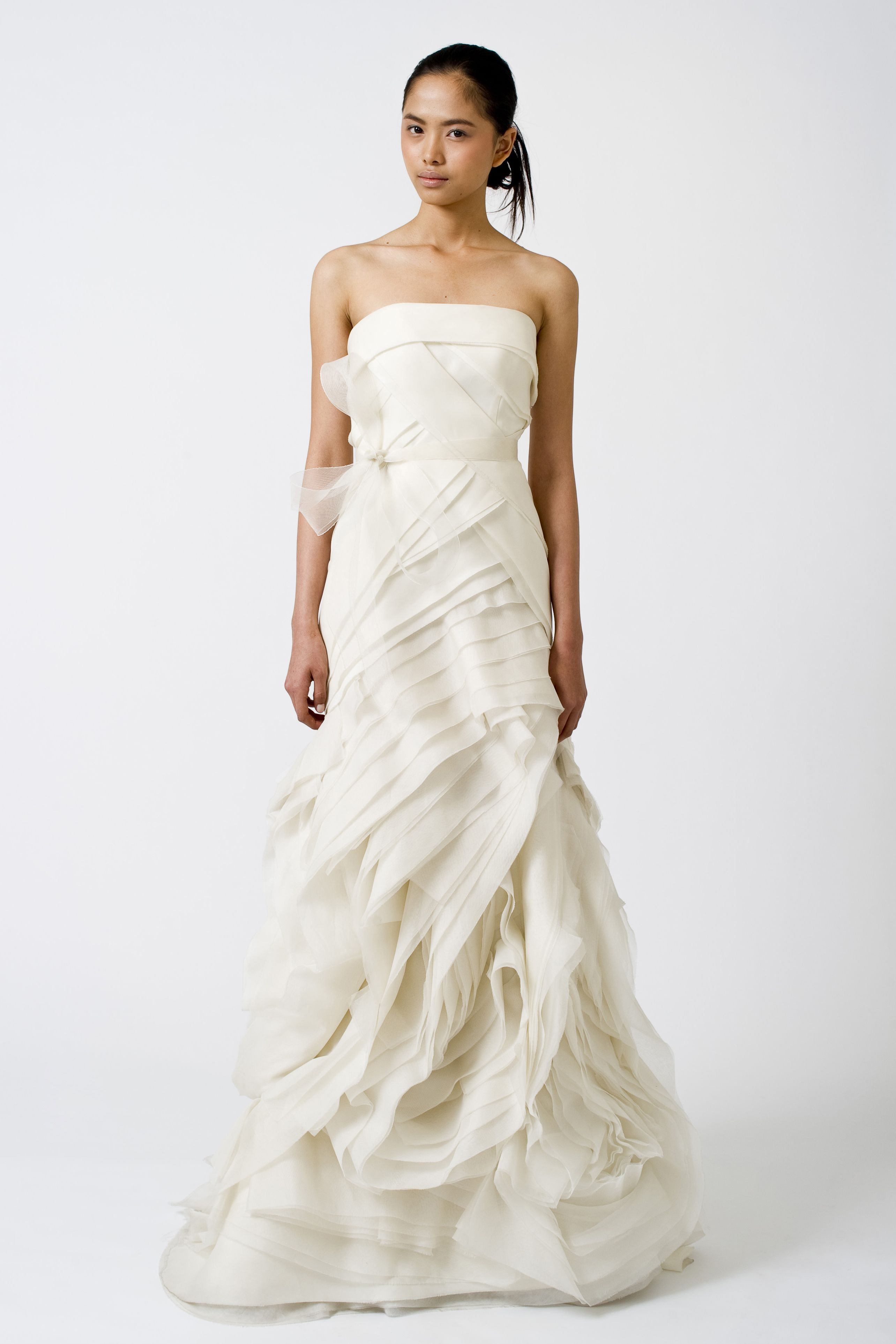 Vera Wang Erica gown. Vera Wang gowns are sold at The Bridal Salon ...