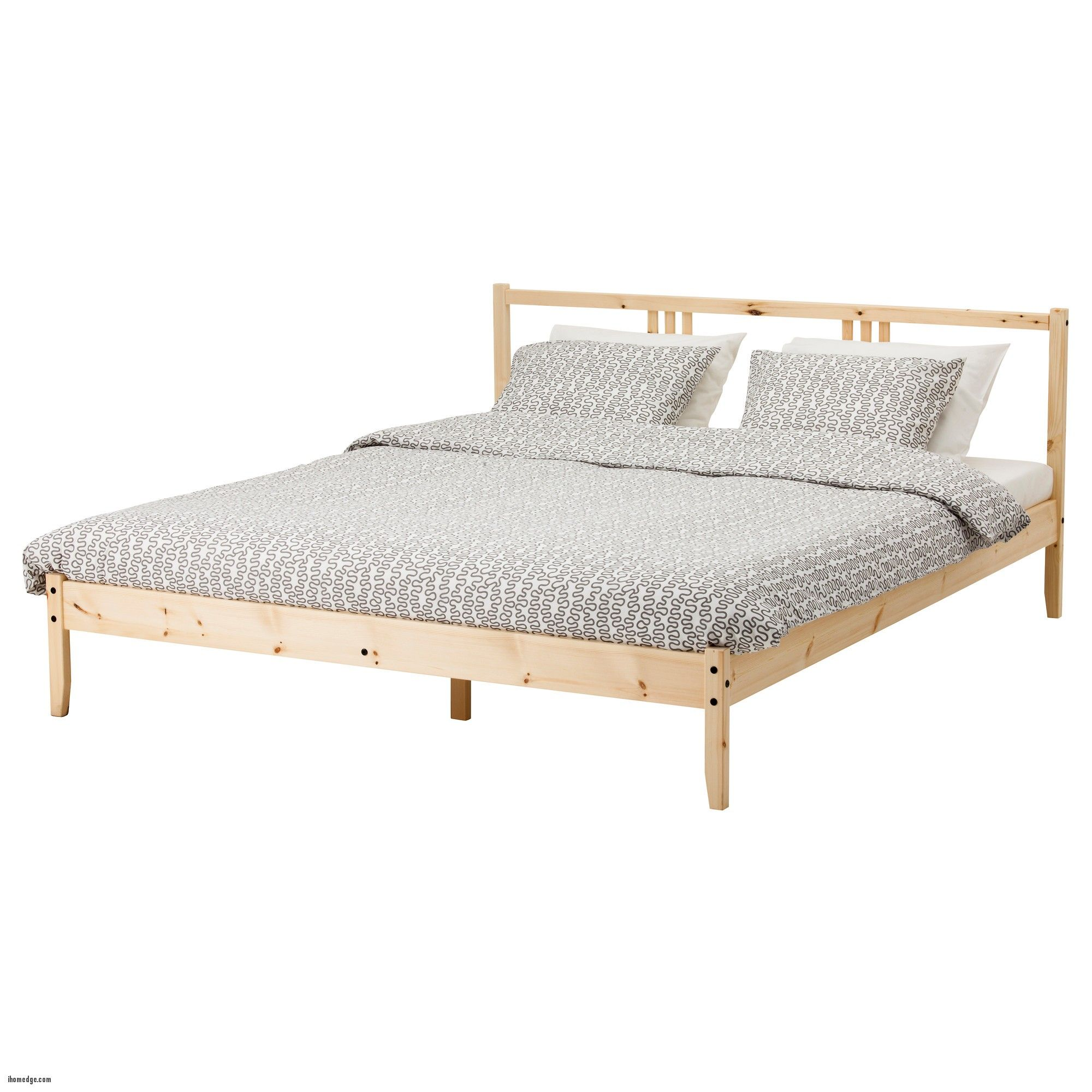 good Best Pine Beds , IKEA FJELLSE bed frame Made of solid wood ...