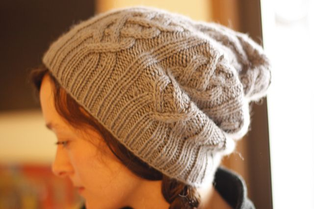 Ravelry: slouchy bubbles pattern by tshep