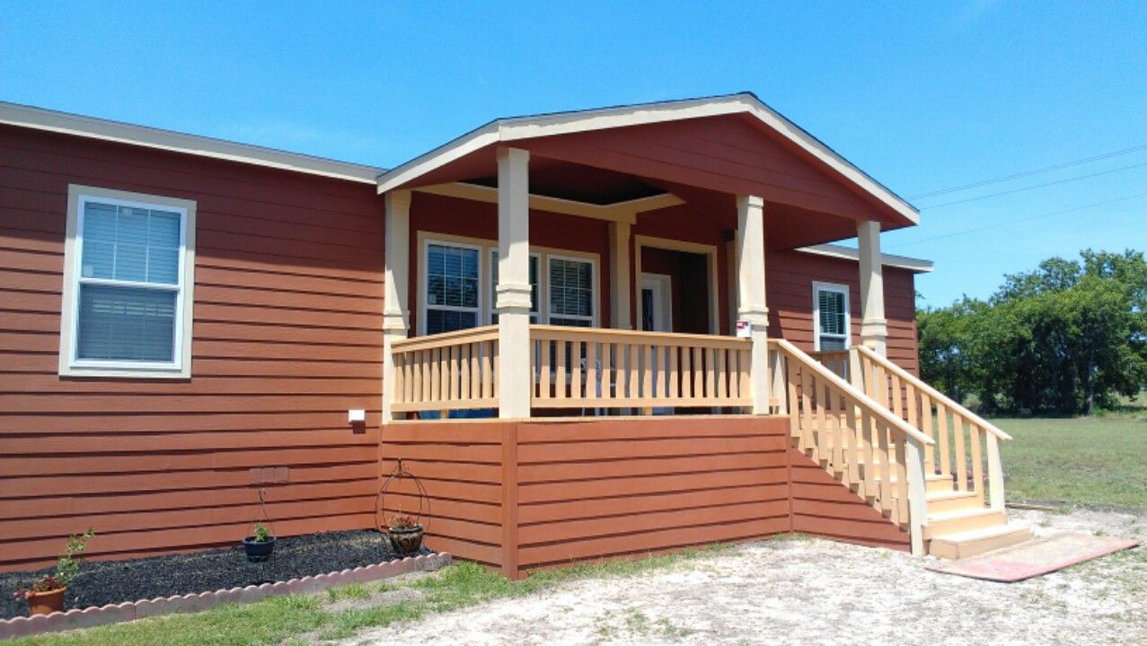 Best Covered Deck Or Porch With Stairs And Columns To Match The 400 x 300