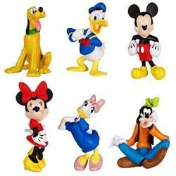 Disney Figurines Collecting Collectible Disneyana Figures Mickey Mouse Clubhouse Mickey Clubhouse Mickey Mouse Birthday Party