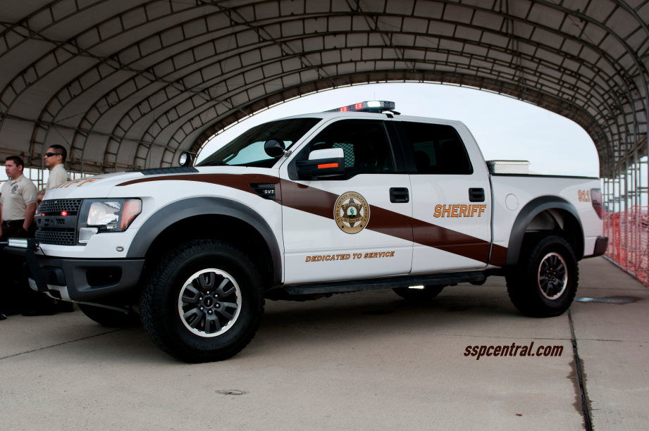Yuma County Arizona Sheriff Ford Raptor Police Cars Police