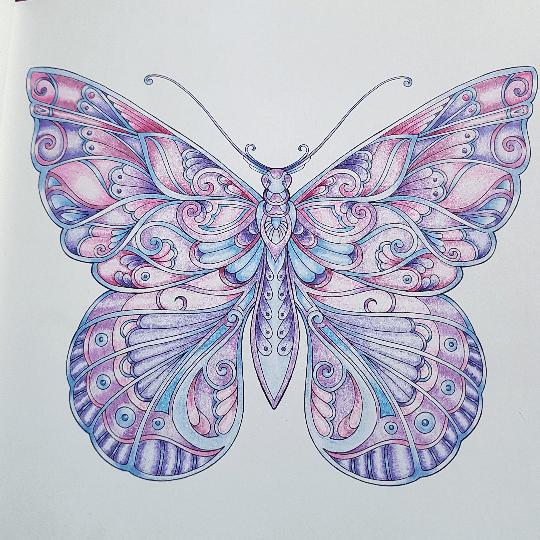 AngieO70 - 31-10-2018 Johanna Basford Colouring Gallery ...