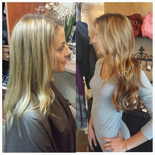 Before and after color and natural beaded row extensions by hailey before and after color and natural beaded row extensions by hailey snow stylebyhailey hair affairhaircolorhair pmusecretfo Image collections