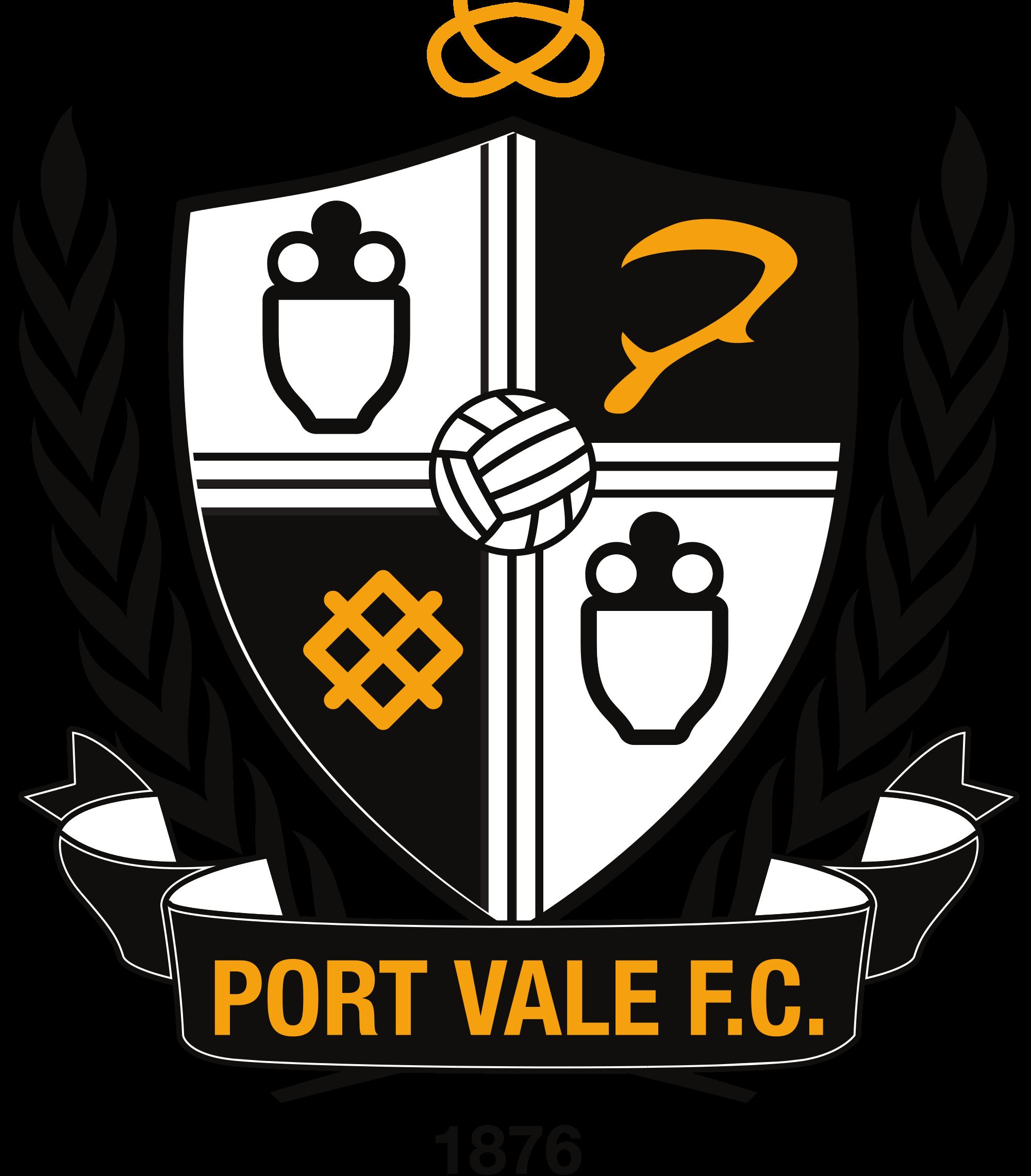 Port Vale Escudos De Futebol Fotos Do Palmeiras Futebol Ingles