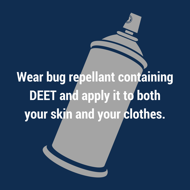 LymeDisease prevention tip of the day remember to use