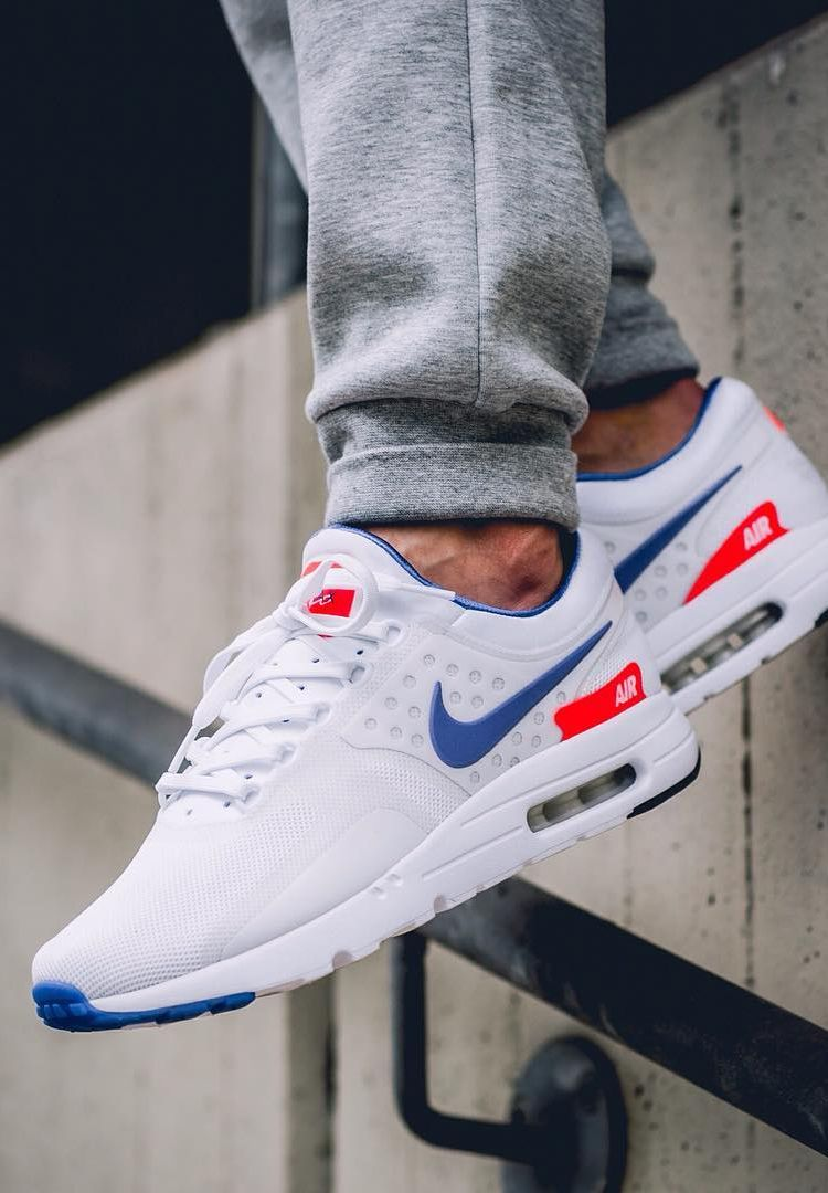 buy online 003c7 e912c Nike Air Max Zero Ultramarine  sneakernews  Sneakers  StreetStyle  Kicks