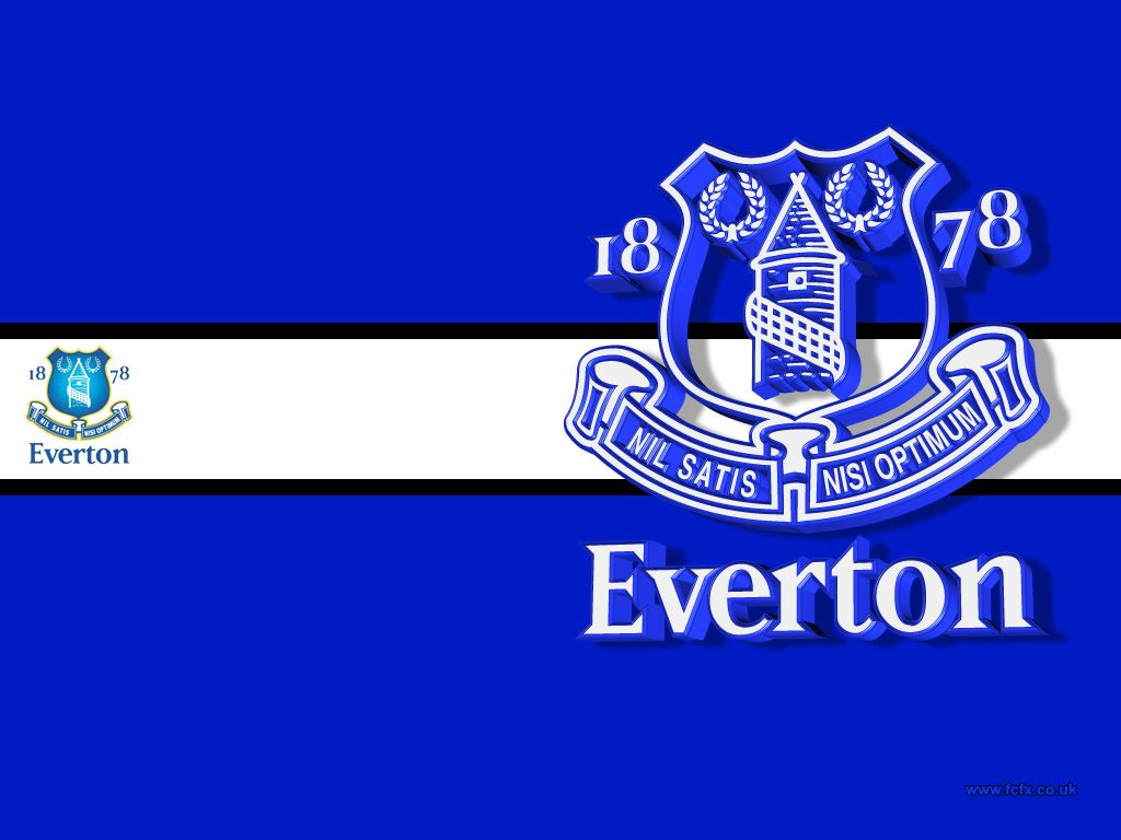 Everton Logo Wallpaper HD