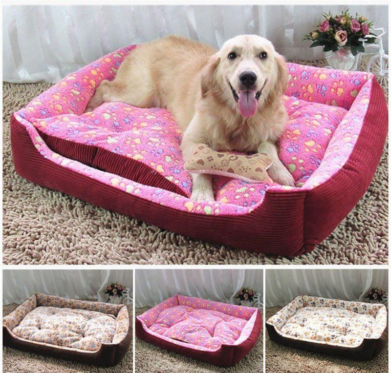 Large Breed Dog Bed Pet Sofa Mat House Big Dog Cushion Basket