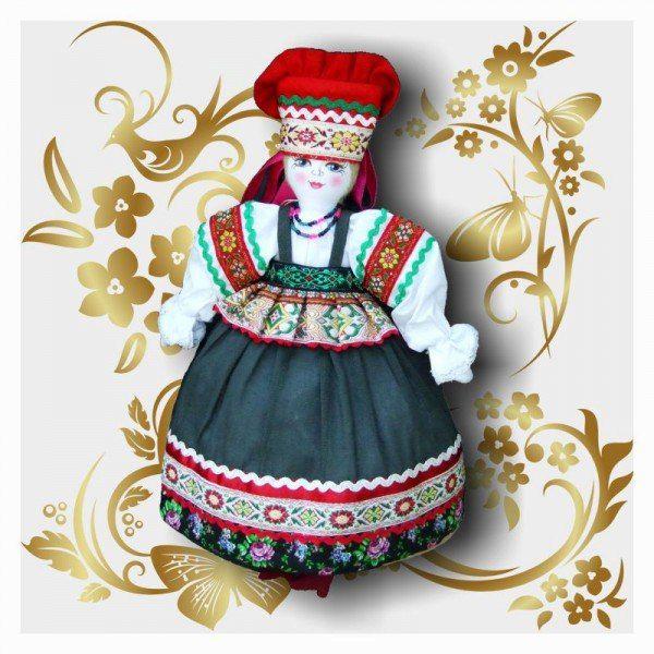 Кукла в национальном костюме – 37 фотографий   Куклы ...