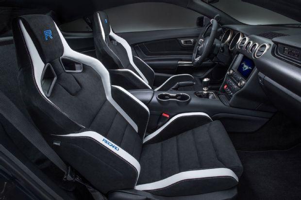 2015 shelby gt350 interior - Ford Gt40 2015 Interior
