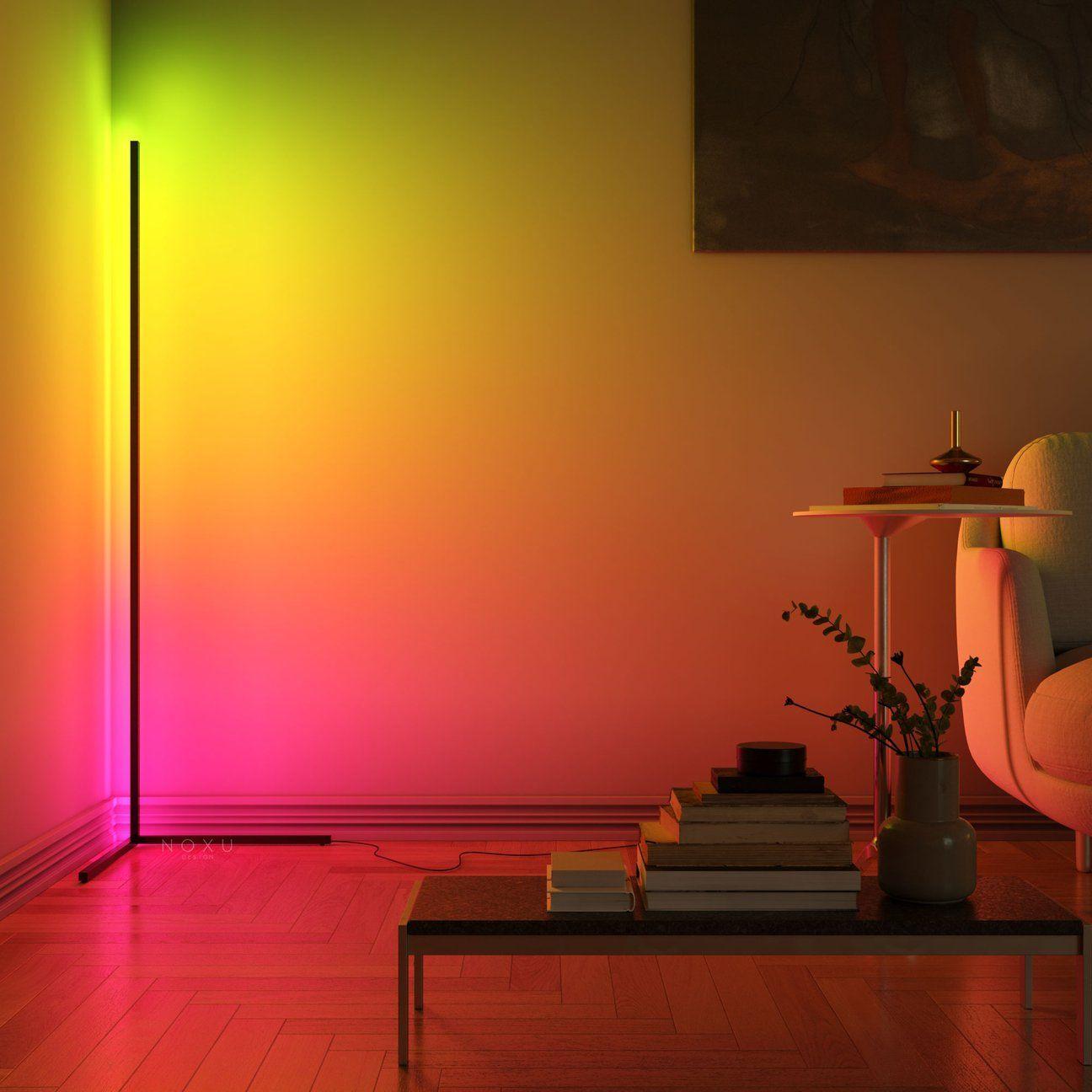 Kōna Floor Lamp Noxu Design In 2020 Floor Lamp Comfortable Bedroom Decor Japanese Minimalism