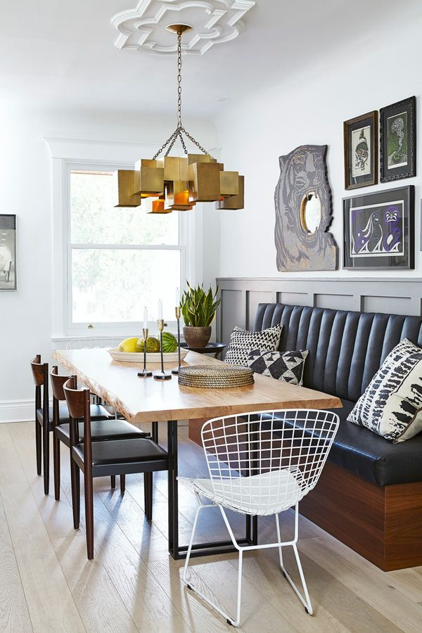 10 Modern Home Decorating Ideas That Ll Transform Any Traditional Space With Images: A French Bistro Style Kitchen - Desire To Inspire - Desiretoinspire.net