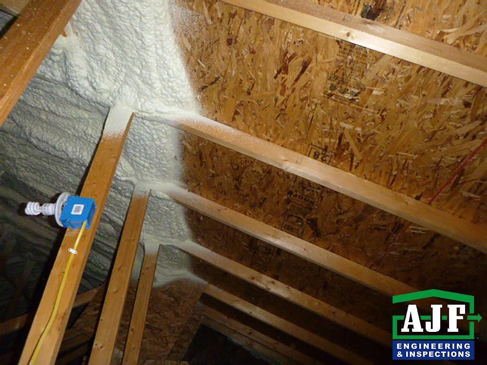 When Your Attic Has Overhead Insulation Leaving The Garage Open To The House Attic Will Defeat And Even Reverse The E With Images Garage Opener Engineering Instagram Posts