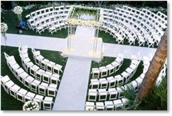 Wedding Ceremony by A1 Tents u0026 Party Rentals Point Pleasant Beach NJ & Wedding Ceremony by A1 Tents u0026 Party Rentals Point Pleasant Beach ...
