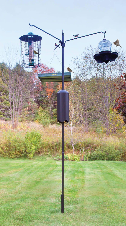 Squirrel Proof Bird Feeding Station Bird Feeding Station