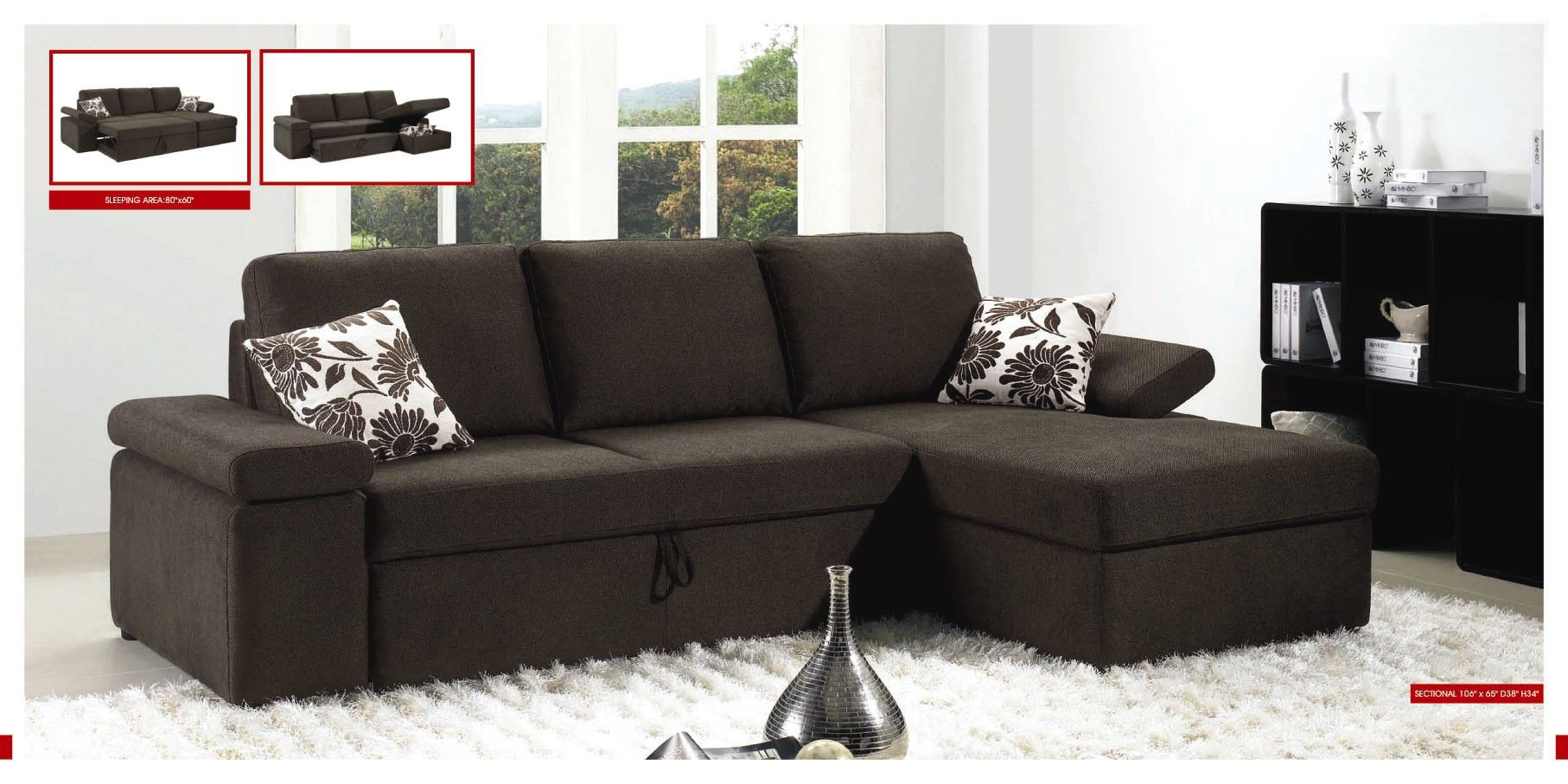 awesome Fancy Small Sectional Sleeper Sofa 20 With Additional Home