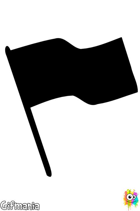 Dibujo De Bandera Blanca Para Colorear Bandera Blanca Bandera Para Colorear Bandera Dibujo