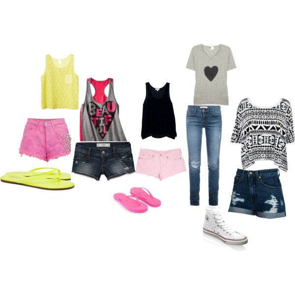 summer camp outfits | Summer camp outfits, Camping outfits ...