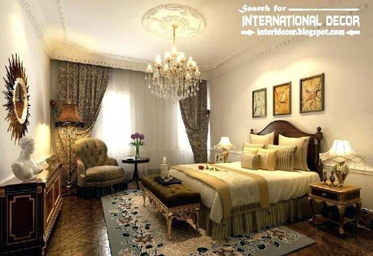 Classic Bedroom Decorating Ideas