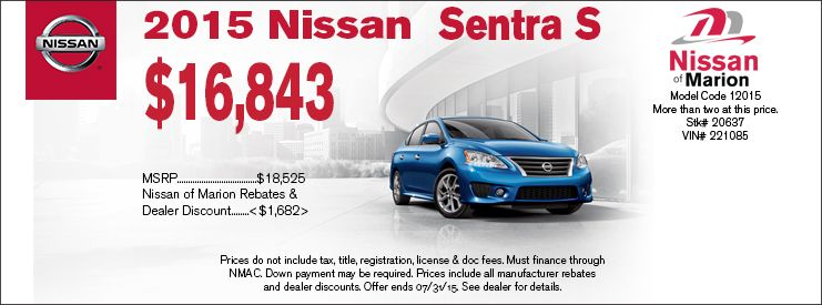 Nissan Of Marion Illinois New Used Car Dealer In Marion July