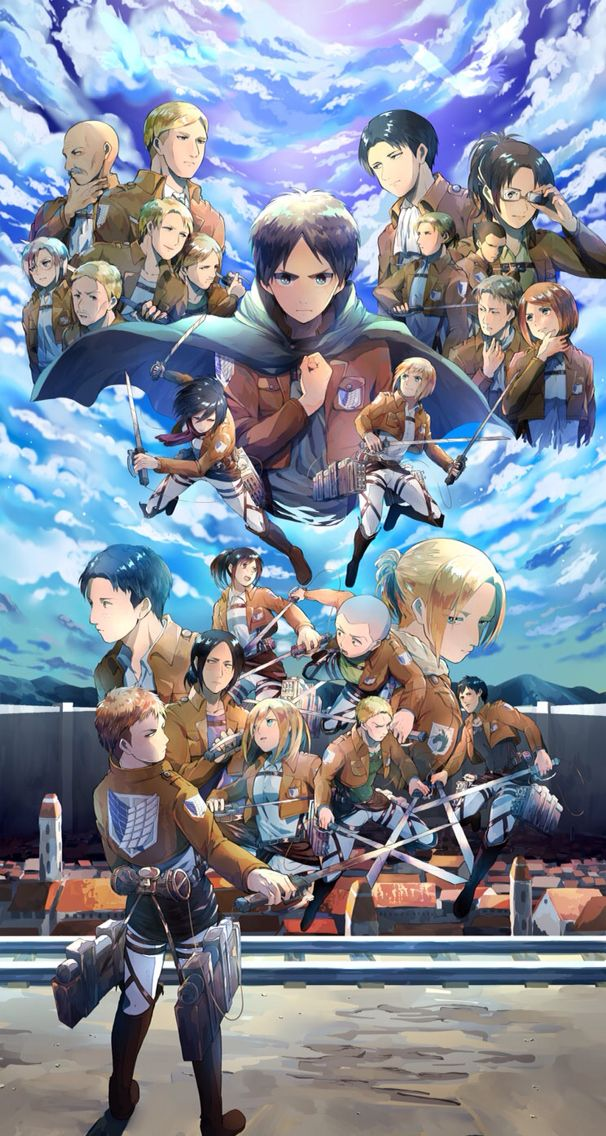 Aot All Characters Please Pin It Again Attack On Titan Fanart Attack On Titan Anime Attack On Titan Levi