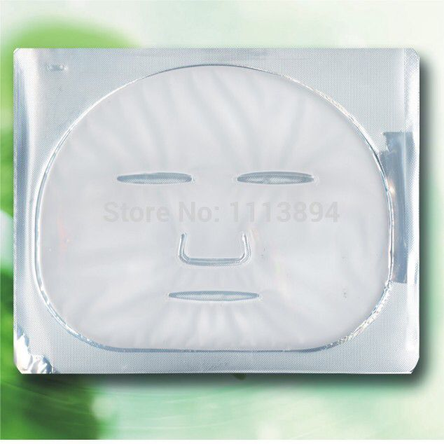 2014 new Collagen Face and Neck facial Mask,collagen cosmetic face mask with baby skin whitening face cream