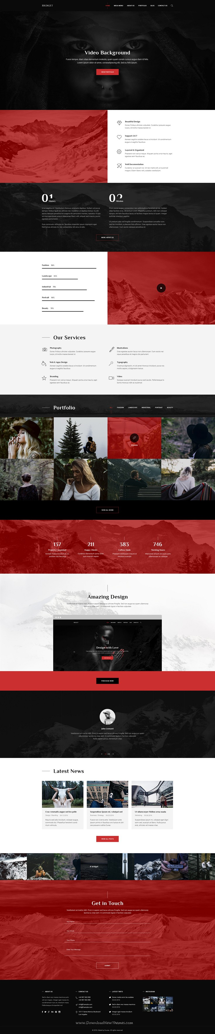 Last Psd Psd Templates Organizing And Template