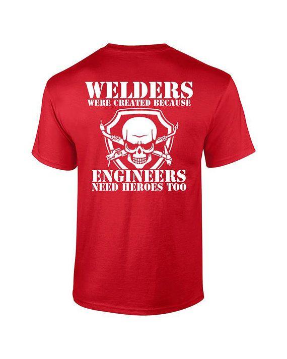 92f2bc929d Welder Shirt Welder Tee Welding Shirt by DigitalOneGraphicTee | For ...