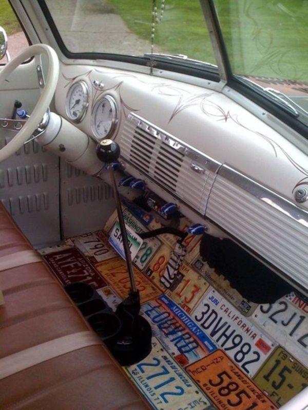 50 Jaw Dropping car interior decor Ideas | Car interior design, Car ...
