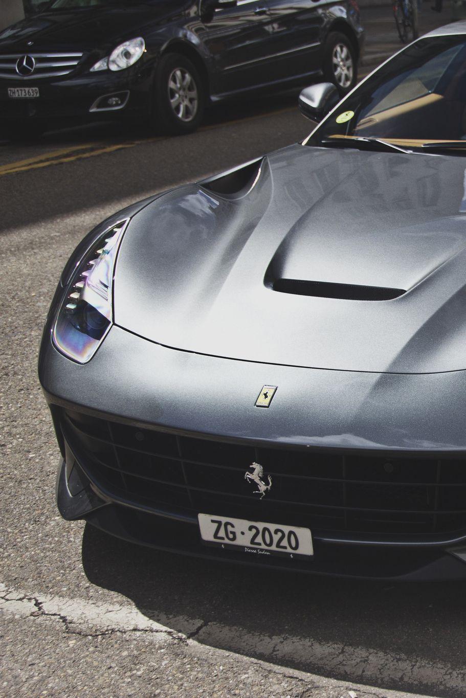#FerrariF12Berlinetta