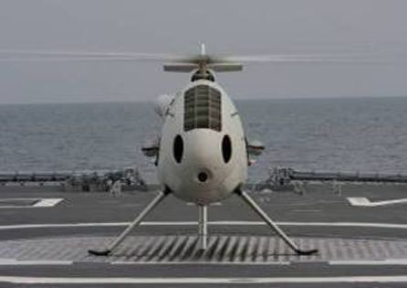 DCNS' helicopter landing grids allow any helicopter or any UAV fitted with a harpoon to land or take off from the ship's deck in fully safe conditions, without any assitance, even in rough seas and bad weather.