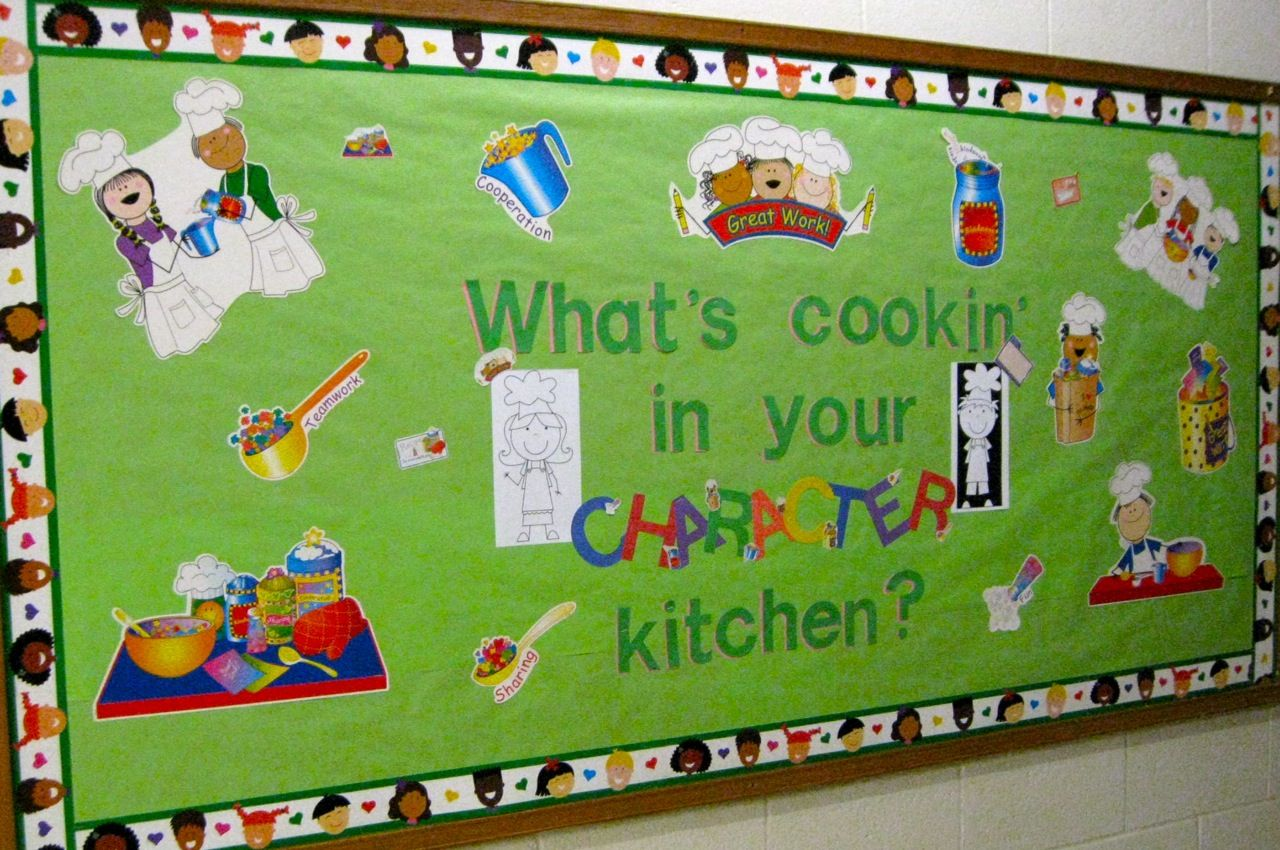 1000 images about school decoration ideas on pinterest doors classroom and door decorating kitchen bulletin board - Kitchen Bulletin Board Ideas