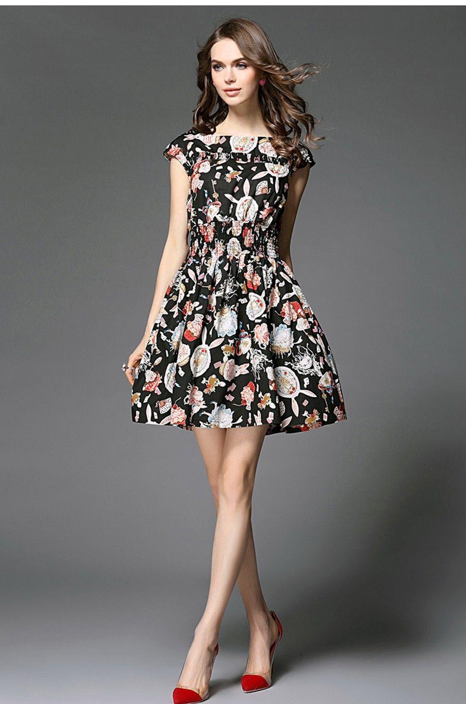 Femme mini robe