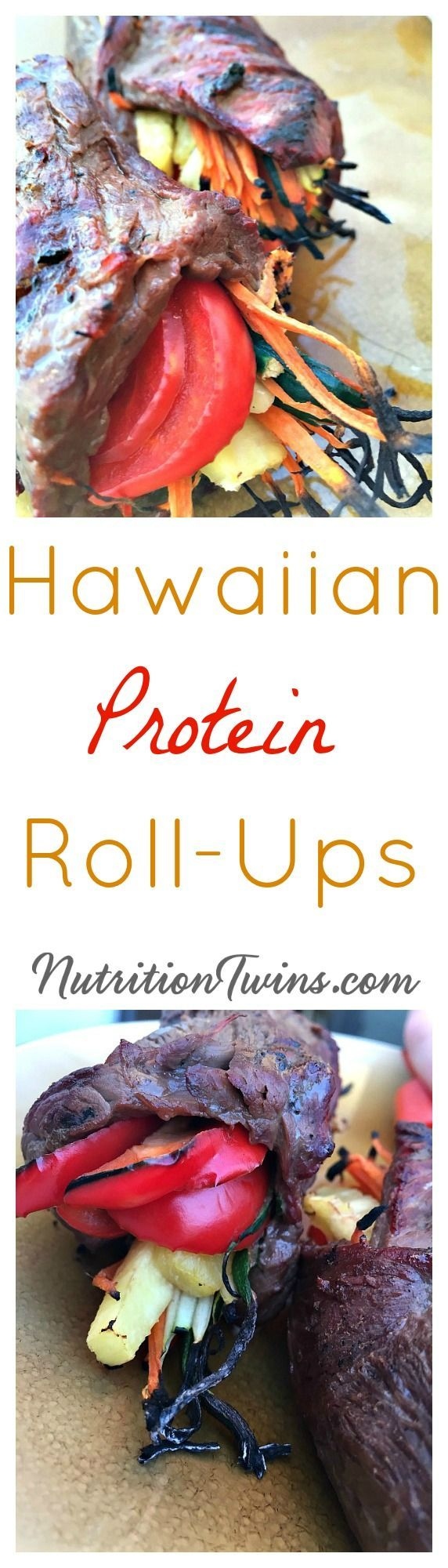 Protein Roll Ups Hawaiian Protein Roll-Ups | Only 177 Calories | Lean & Grilled Great way to get Veggies | Super Satiating 22 g protein |For MORE RECIPES, Fitness & Nutrition Tips please SIGN UP for our FREE NEWSLETTER Hawaiian Protein Roll-Ups | Only 177 Calories | Lean & Grilled Great way to get Veggies | Super Satiating 22 g pro...