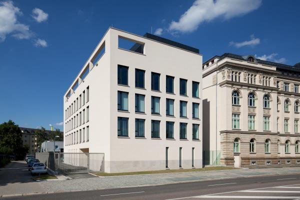 Architekten Chemnitz projekt neubau polizeidirektion chemnitz bgf architekten あー