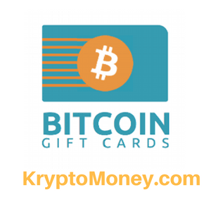 Cryptocurrency to gift card