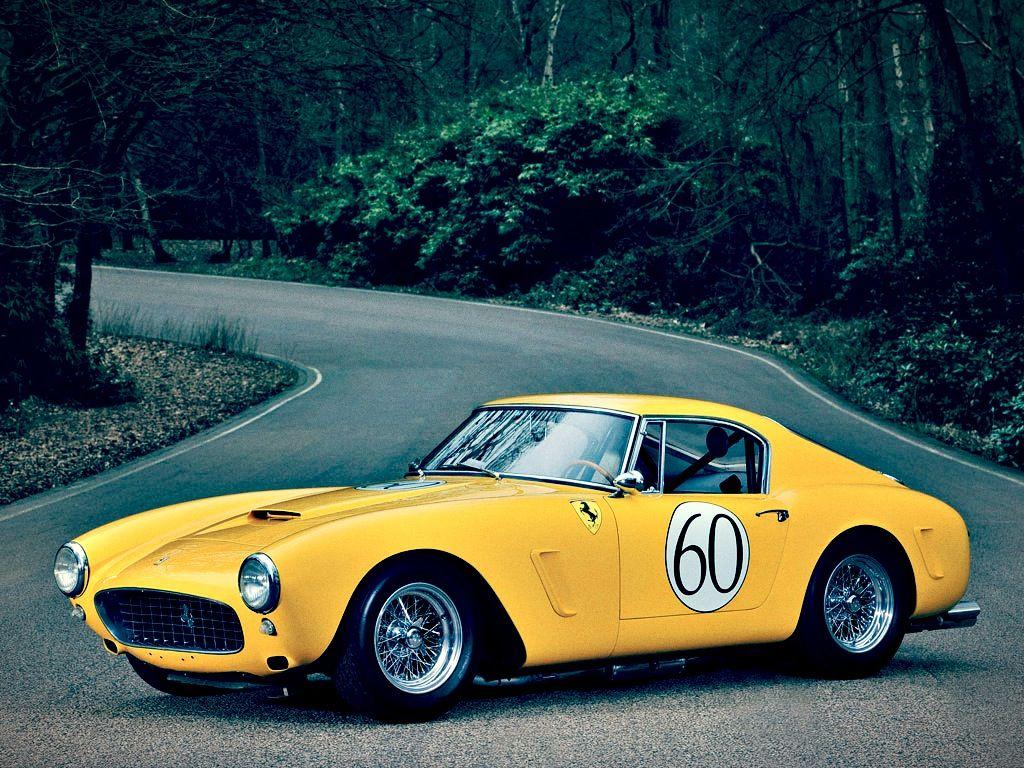 Race Car for sale 1960 Ferrari 250 GT