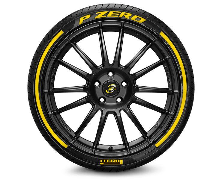 Pirelli P Zero >> Stickers Pirelli P Zero Wheels Decals Pegatinas Para